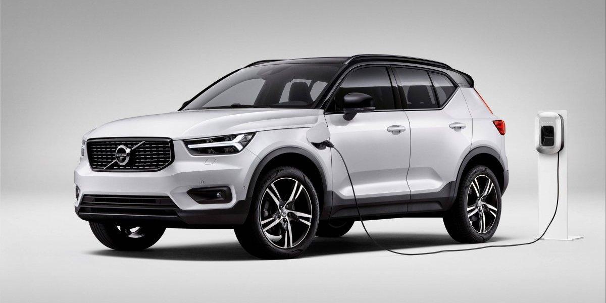 50 por ciento de los vehículos Volvo serán eléctricos para 2020