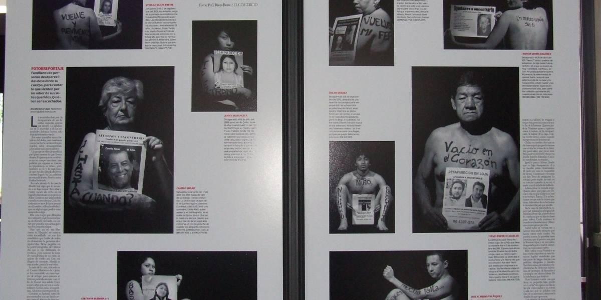 Quito: Muestra fotográfica de Paúl Rivas rinde tributo a su trayectoria