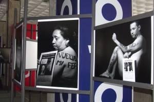 Fotografías tomadas por Paul Rivas, secuestrado y asesinado por disidentes de las FARC, para un reportaje sobre personas desaparecidas, en Quito