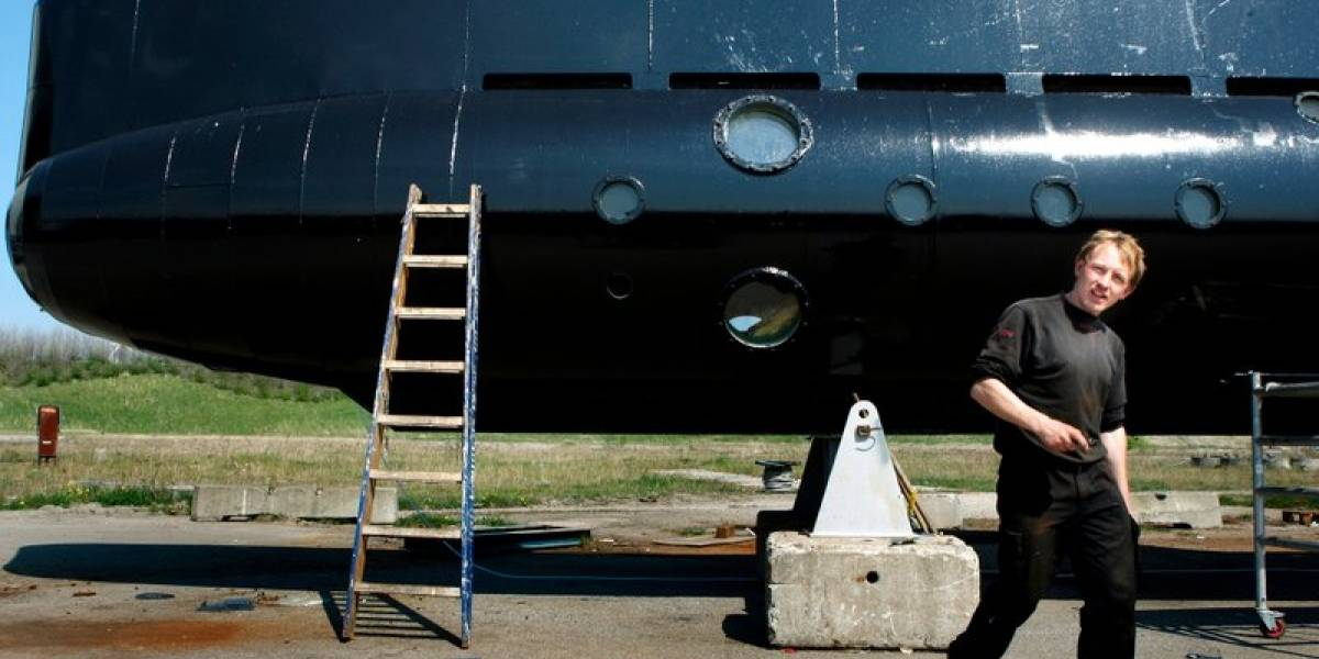 Cadena perpetua para inventor de submarino que torturó y descuartizó a periodista sueca