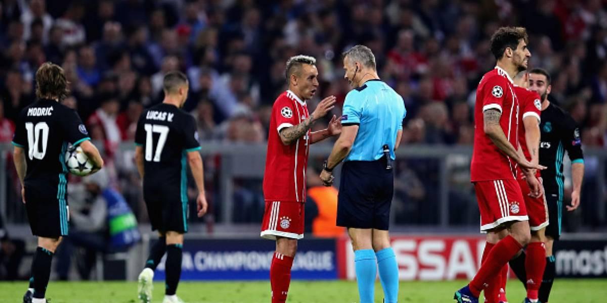 Bayern vs. Real Madrid: El error de Rafinha que permitió el gol de Asensio