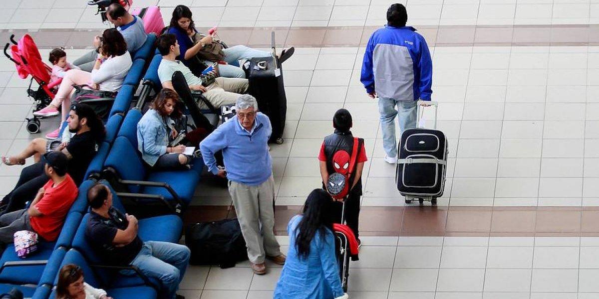 Vuelo sin escalas: tráfico aéreo en el primer trimestre registra el mejor resultado en 7 años