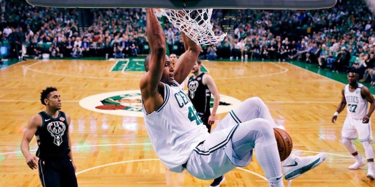 Celtics doblega a Bucks y se pone a un triunfo de la semifinal de conferencia