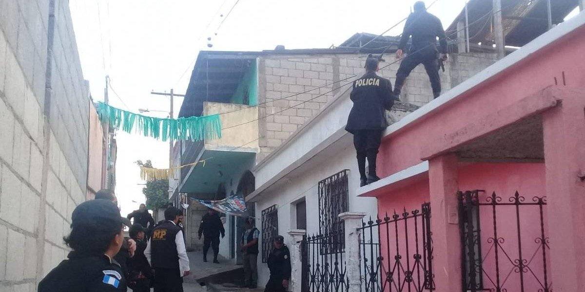 Estructuras criminales extorsionaban a un hospital, transportistas y otros comercios