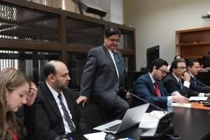 audiencia de señalados en caso de financiamiento a FCN-Nación