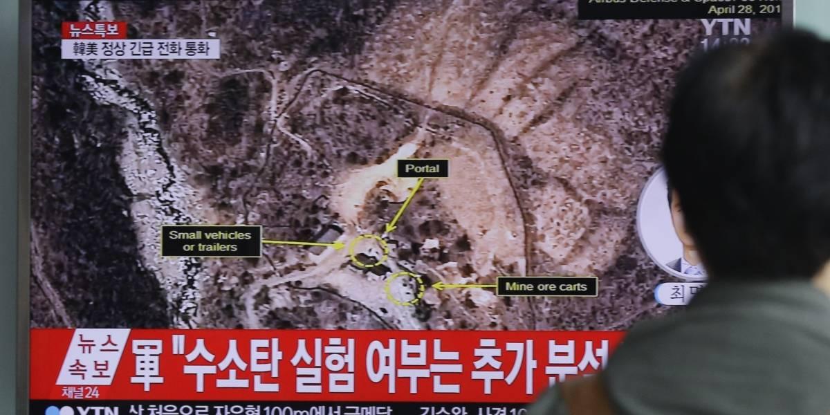 """Al borde del colapso: la """"montaña nuclear"""" de Corea del Norte pone en riesgo de radiación a varios países"""