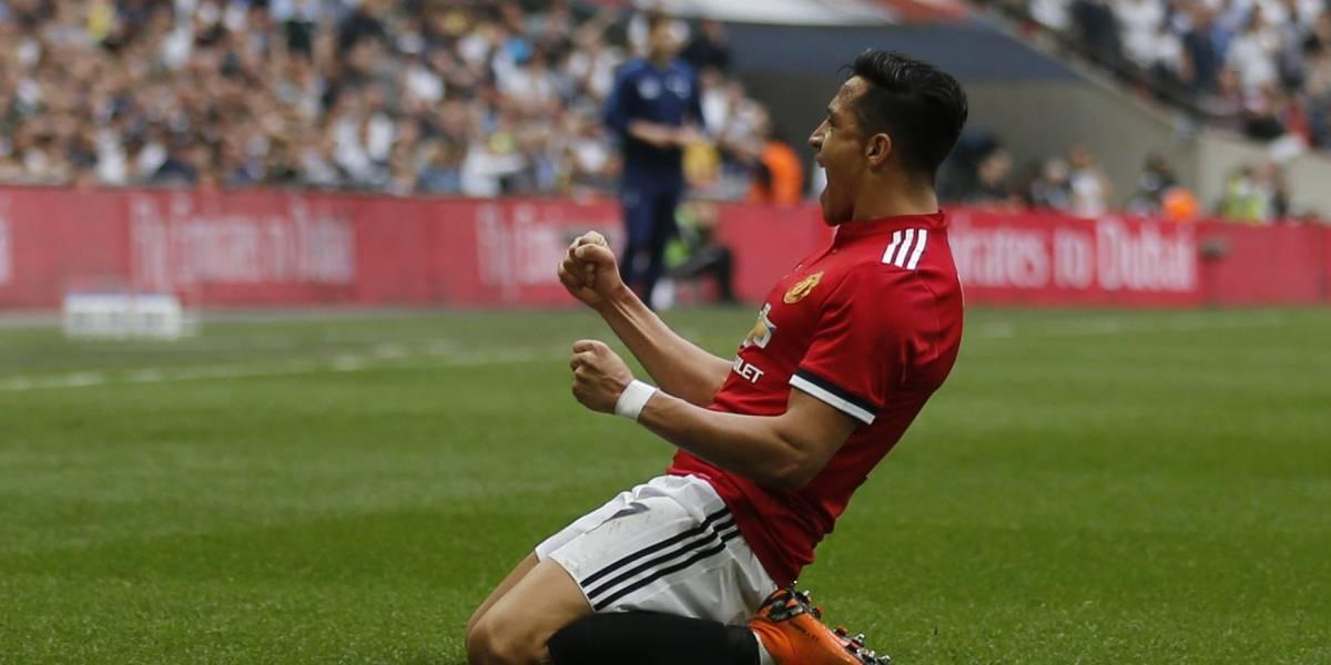 Así vivimos el empate del Manchester United de Alexis ante West Ham