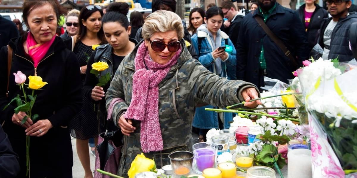 El principal objetivo del autor de la matanza en Toronto eran las mujeres