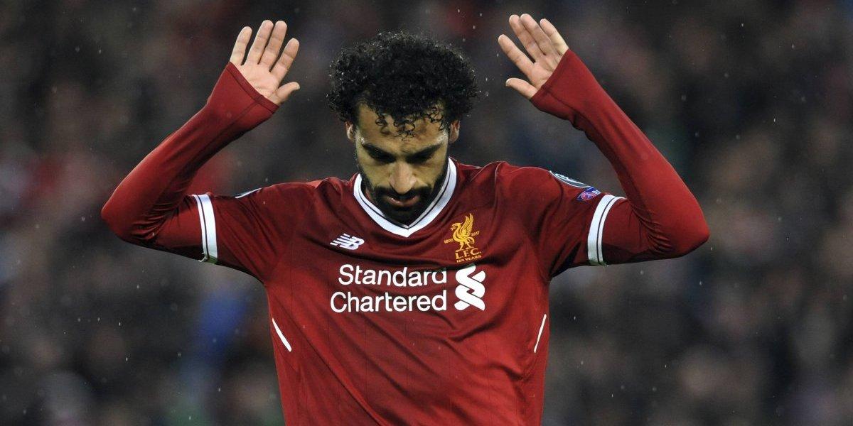 """""""Sensacional, espectacular, imparable"""": La prensa inglesa se quedó sin adjetivos para el show de Salah"""