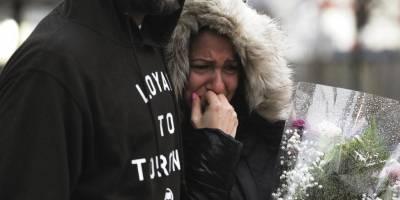 Vigilia en honor a las víctimas del atropello masivo en España