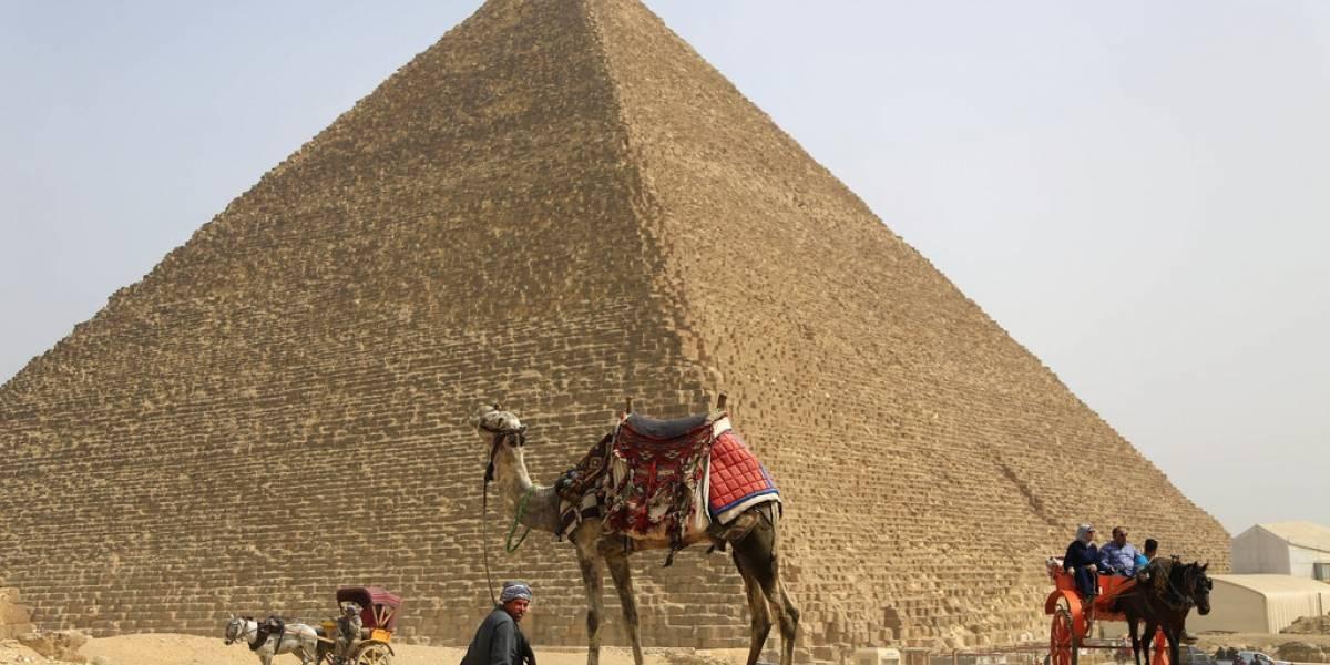 """Polémica en Egipto: Proponen multas a vendedores que """"importunen"""" a turistas"""