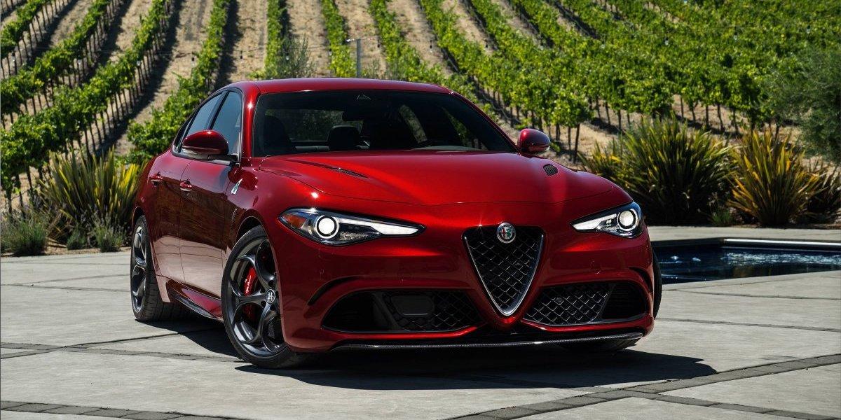 Reconocen al Alfa Romeo Giulia