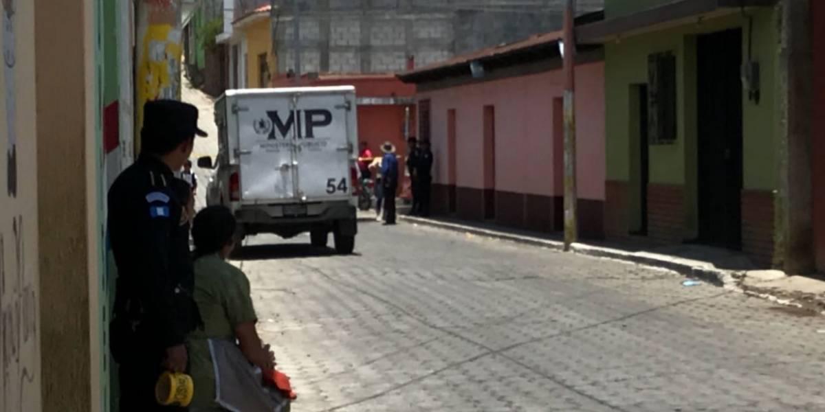 Confuso incidente en Chimaltenango deja a juez de Paz y a su pareja heridos y a la cuñada fallecida