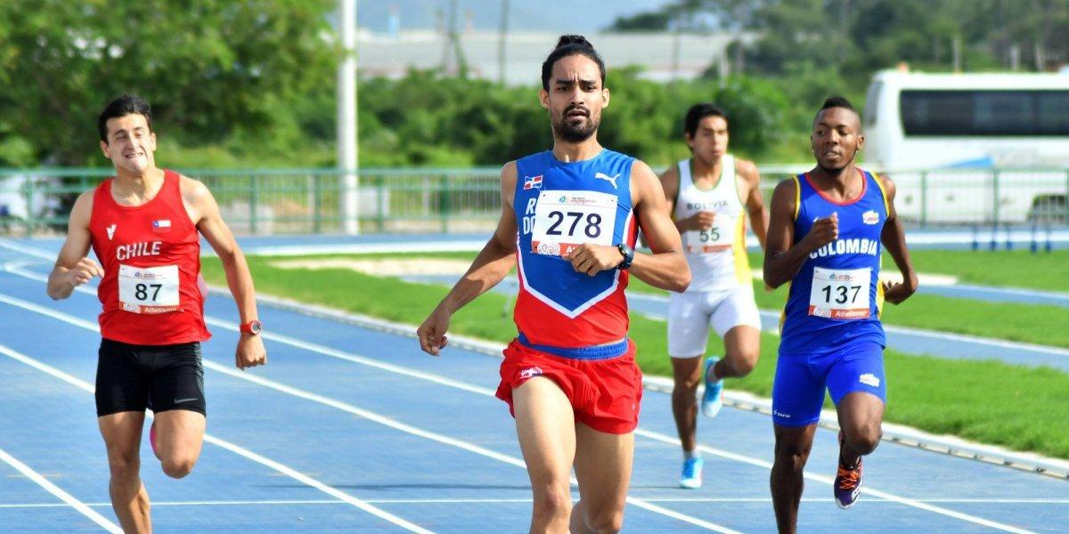Luguelin lidera equipo RD competirá en Colombia