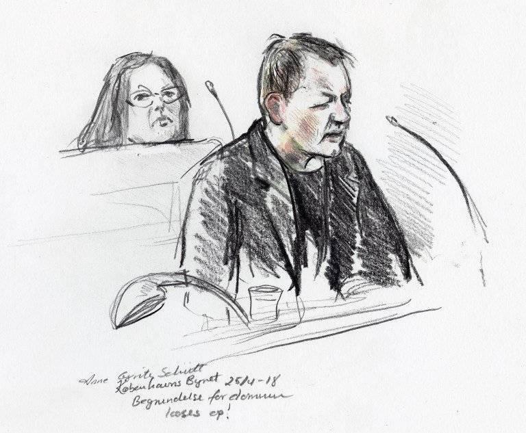 Juicio contra Peter Madsen