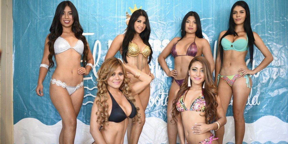 Estas son las curvas más sexys que compiten por ser la nueva Chica Hooters Guatemala