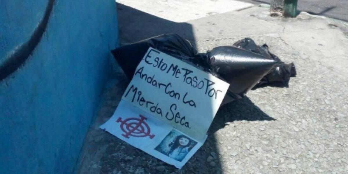 Identifican a joven asesinada en zona 6 y usuarios viralizan mensaje de su cuenta de Facebook