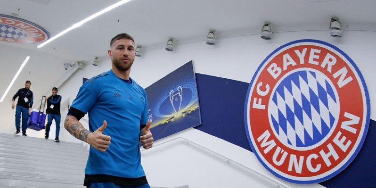 Champions League: Sigue en Vivo el partido entre Bayern Munich y Real Madrid