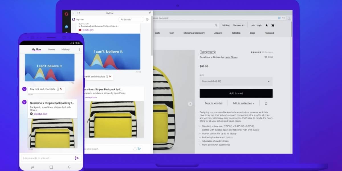 Este nuevo navegador para Android está diseñado para usarse con una sola mano