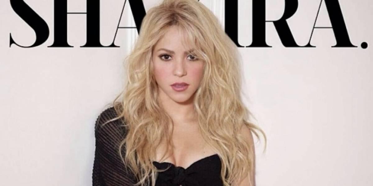 """Shakira dice que es un""""chivo expiatorio"""" para dar miedo a los contribuyentes españoles"""