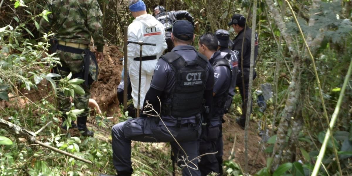 Terrible hallazgo: encontraron dos cuerpos sin vida en el municipio de Silvania