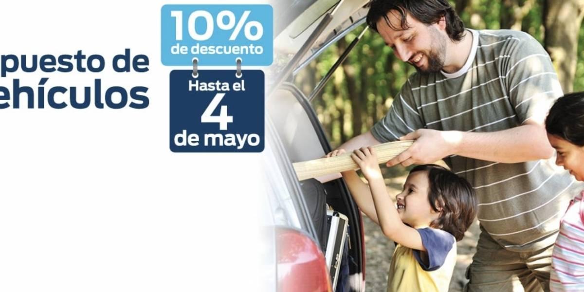 ¡Pilas! El 4 de mayo vence el plazo de pagar el impuesto vehicular con descuento