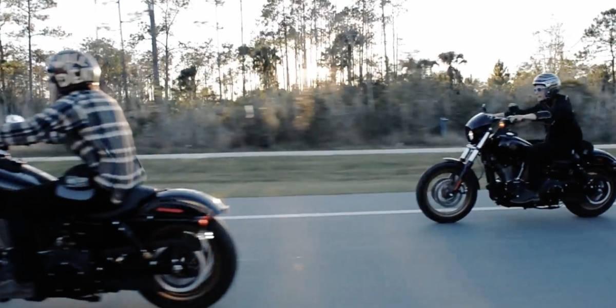 Harley-Davidson ofrece a los jóvenes pasantías pagadas con motos