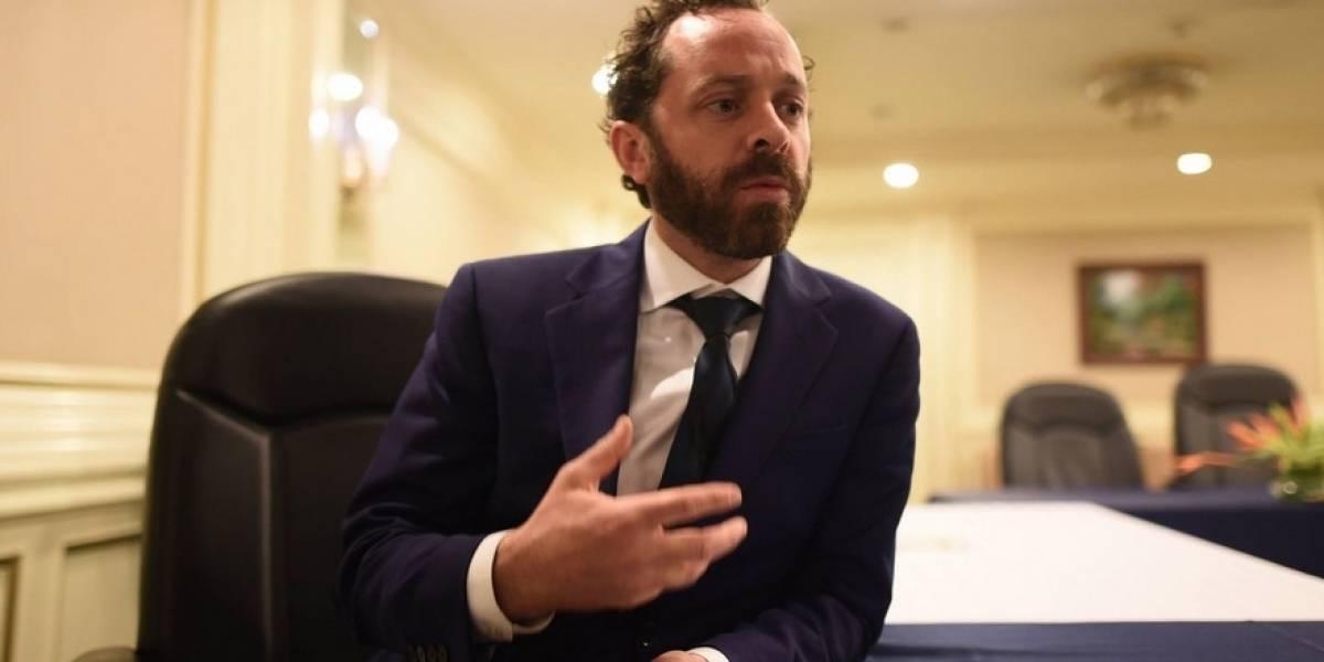 """David Mandel-Anthony: """"Los crímenes del pasado son relevantes en el presente"""""""