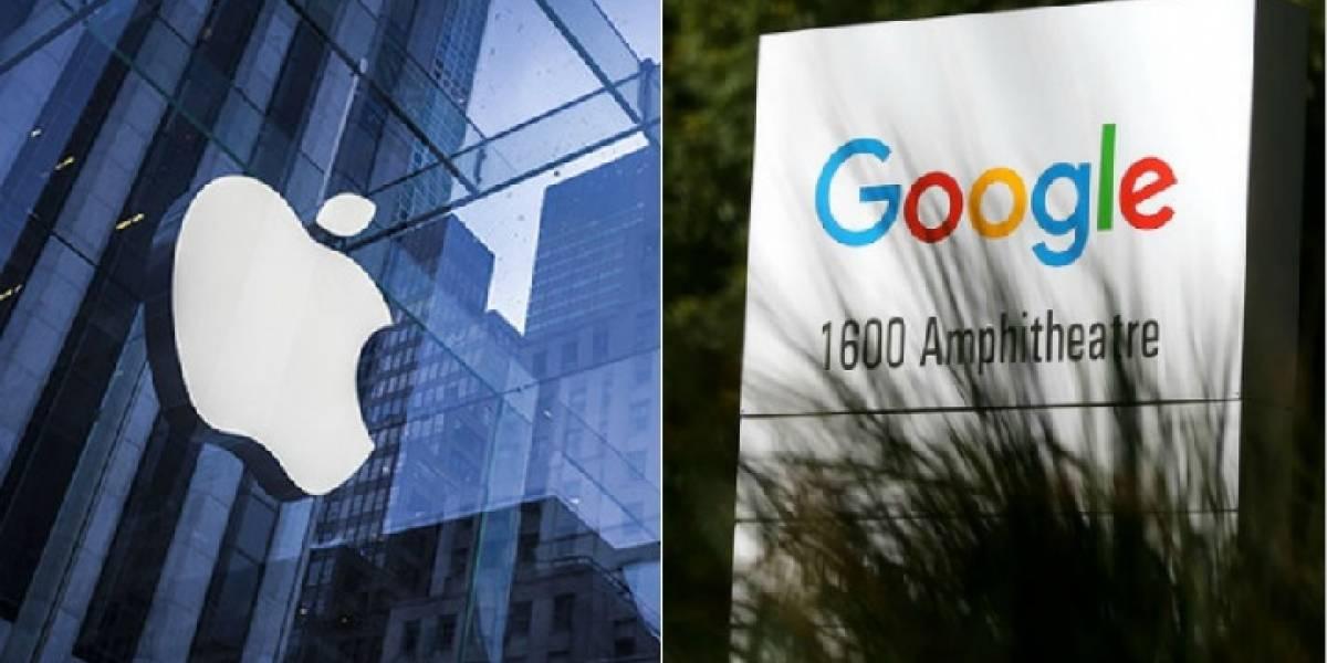 ¿Rivales tecnológicos? El millonario negocio que une a Google con Apple