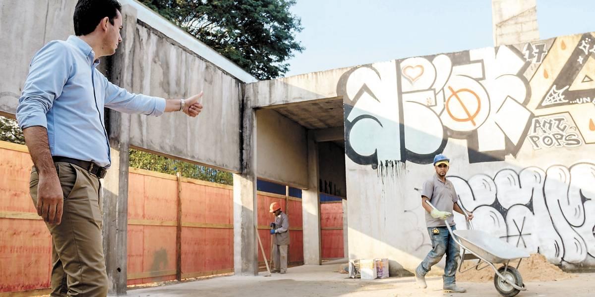 Santo André retoma obra de CEU prometido para 2014