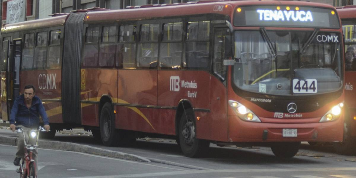 Reabren estación Etiopía del Metrobús tras el 19-S