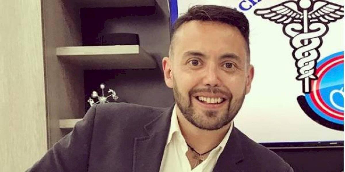 Mauricio Clark crítica a la comunidad gay y Poncho Herrera le responde