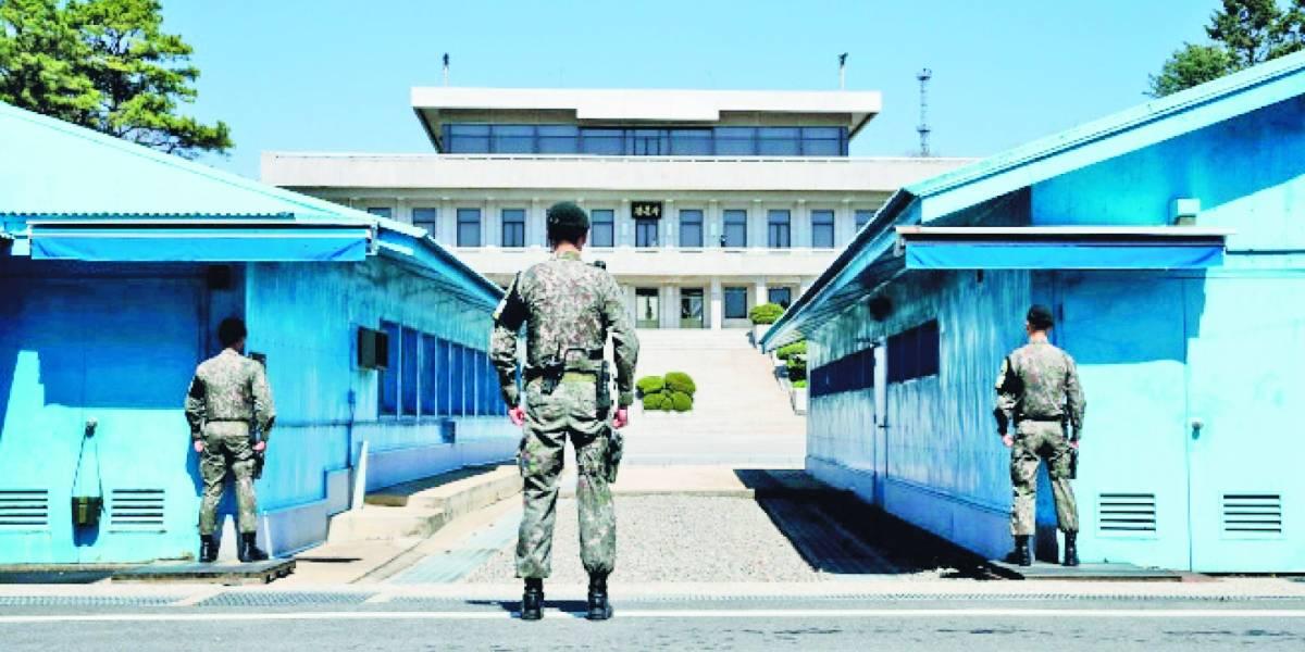 """""""Las Coreas"""" se alistan para acabar con una guerra de casi 70 años"""