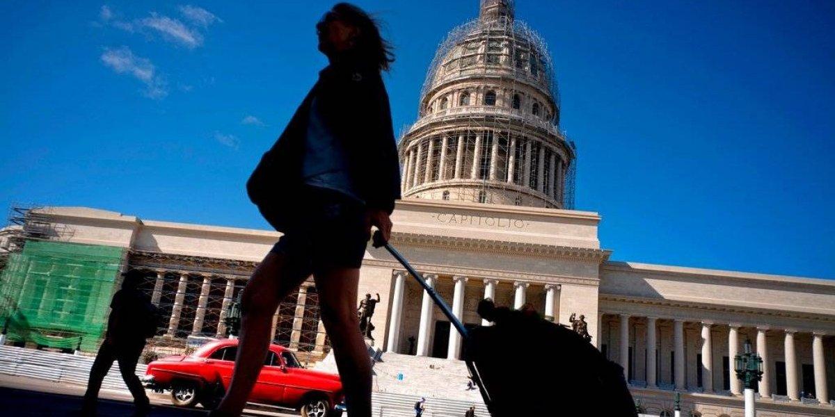 Huracán y Trump perjudican el turismo en Cuba