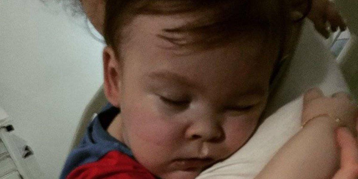 """""""Cruel e inhumano"""": Inglaterra le niega la última oportunidad a bebé terminal de tratarse en Italia"""