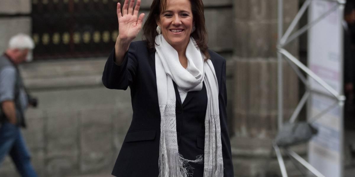 ¿A quién beneficia la renuncia de Margarita Zavala?