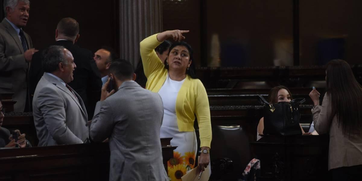 Diputados fallan en crear comisión para hacer investigaciones
