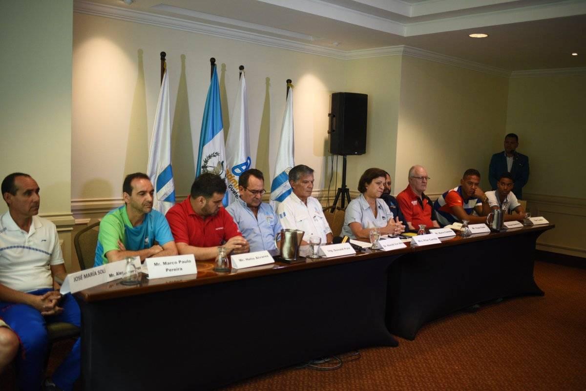El torneo fue presentado oficialmente en conferencia de prensa.