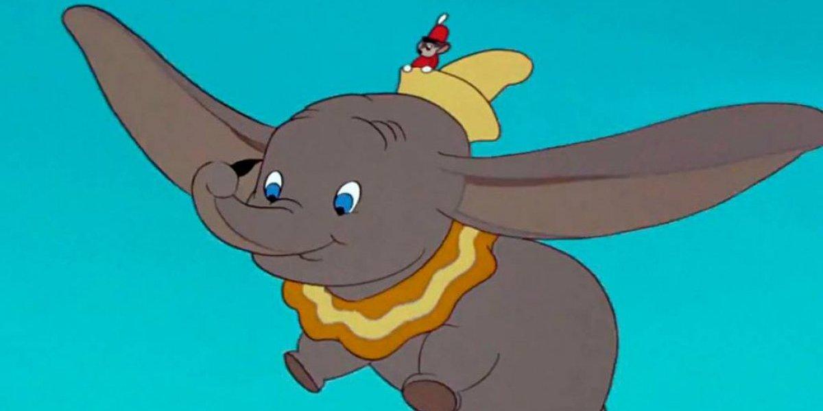 Divulgam as primeiras imagens de 'Dumbo', o live action dirigido por Tim Burton