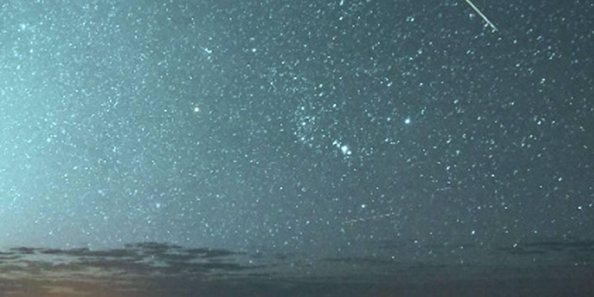 Esta é a última noite para ver a chuva de estrelas cadentes de abril