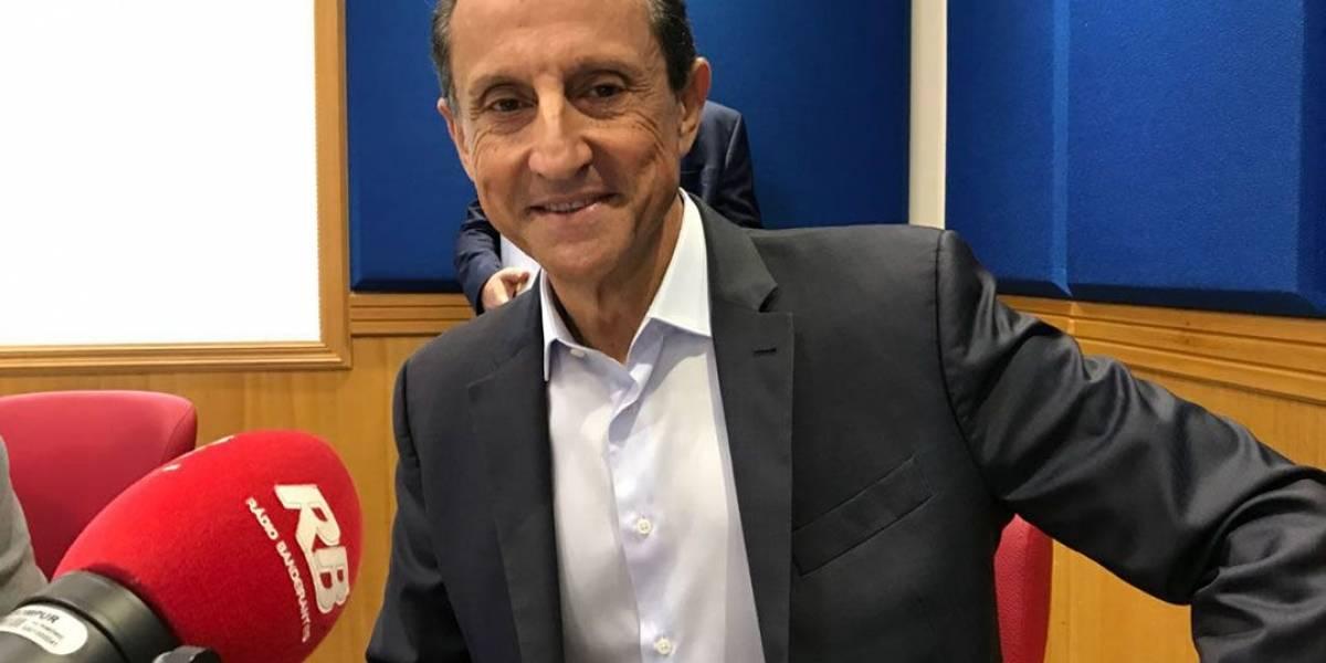 Temer e PSDB negociam chapa entre Alckmin e Meirelles