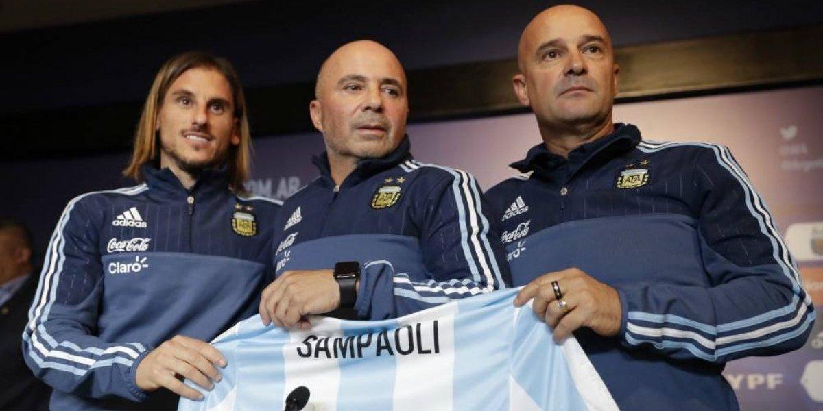 Beccacece reconoció quiebre con Sampaoli tras el Mundial