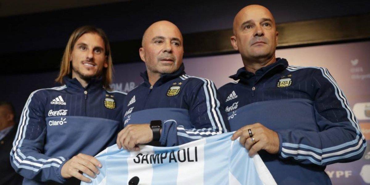 Bomba en Argentina: Sampaoli sacaría a Beccacece de la selección por pedido de Messi