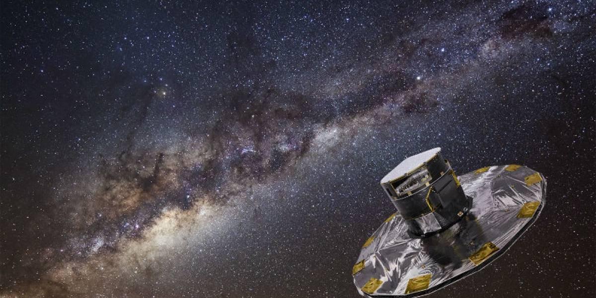 Un mapa de una precisión nunca antes visto: científico chileno participa en el mayor censo estelar de la historia
