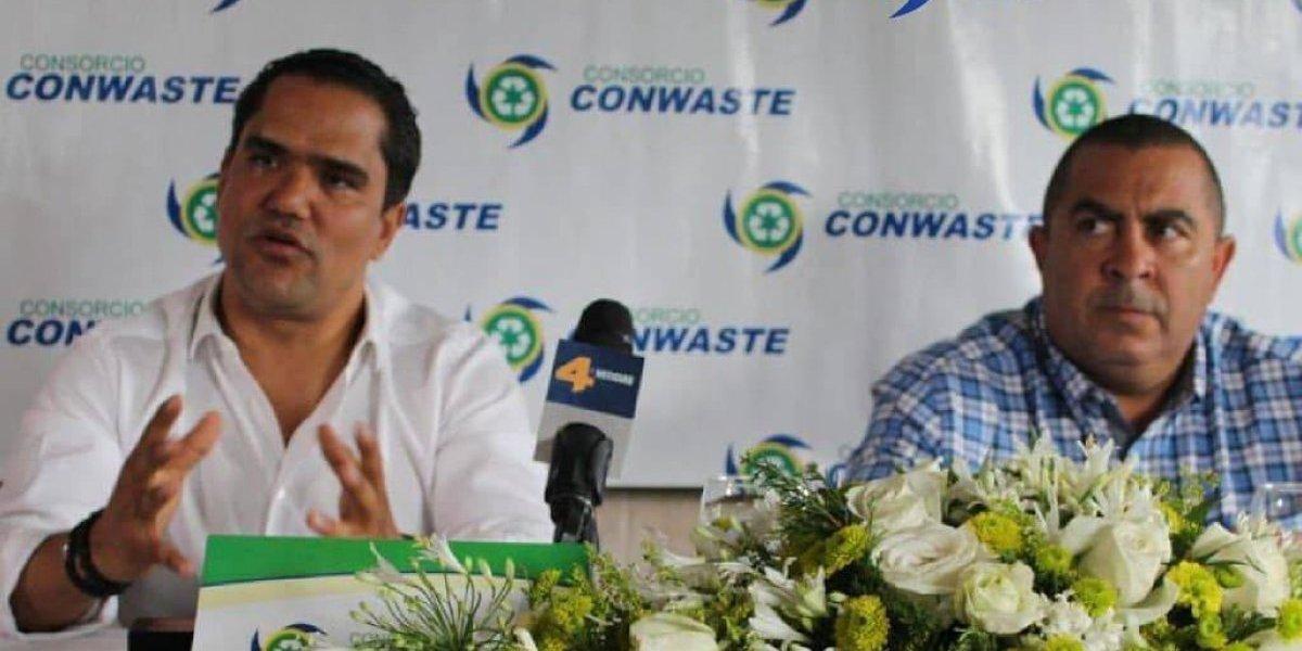 Consorcio Conwaste tilda de irresponsables y desacertadas declaraciones del alcalde René Polanco