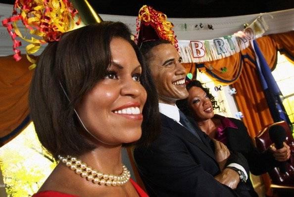 Michelle y Barack Obama Foto: Getty Images