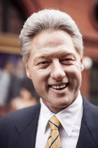 Bill Clinton Foto: Getty Images