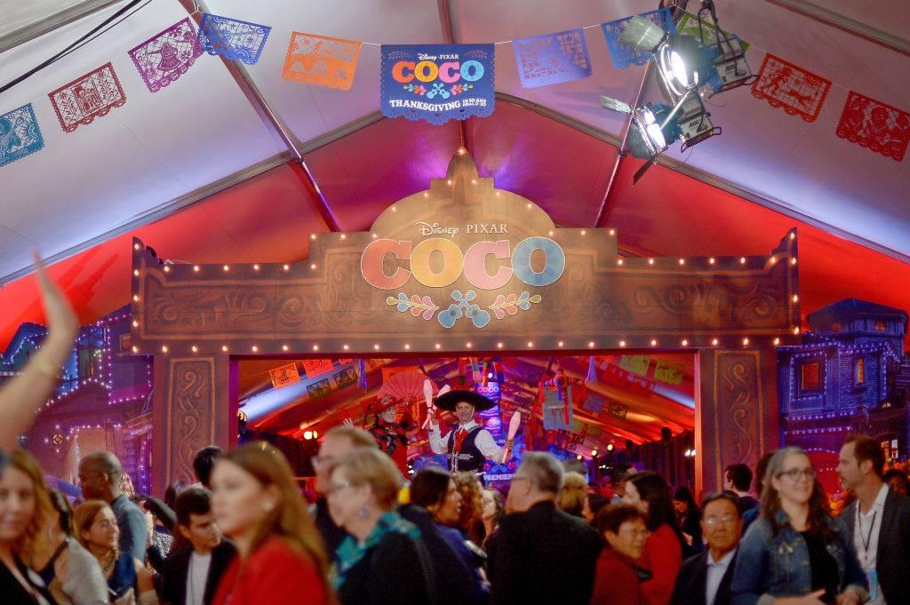 Coco fue un fenómeno global