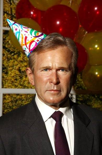 George W. Bush Foto: Getty Images