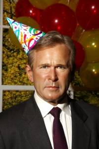 George W. Bush, en 2009